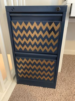 Filing cabinet furniture office storage for Sale in Salida, CA