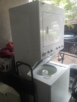 Stackable washer/Dryer need dryer repair for Sale in Tampa, FL