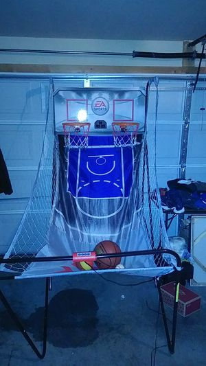 Kids 2 Player Arcade Basketball Game with 8 Game Options LED Electronic for Sale in Lithonia, GA