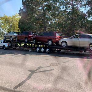 Four Car Hauler For Sale for Sale in Richmond, TX