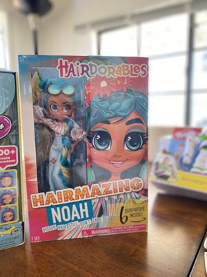 Hairdorables doll for Sale in Rio Rancho, NM