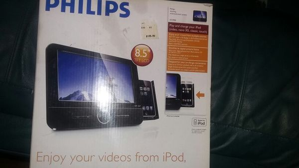Portable player brand new