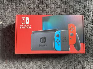 Brand new Nintendo Switch for Sale in Seattle, WA