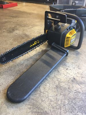 Mac 3200 chainsaw with case for Sale in Hillsboro, OR