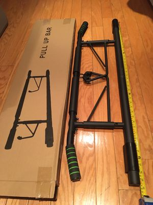 Pull up bar for Sale in Alexandria, VA