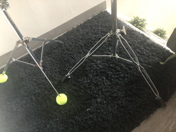 Roto Toms / Timbales Set