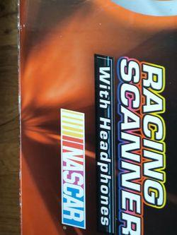 Racing Scanner With Head Phones for Sale in Wenatchee,  WA