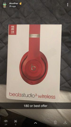 Brand new beats studio 3 for Sale in Las Vegas, NV