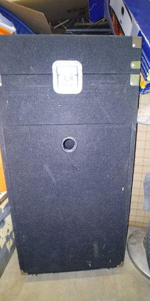 Dj equipment box Rack for Sale in San Bernardino, CA