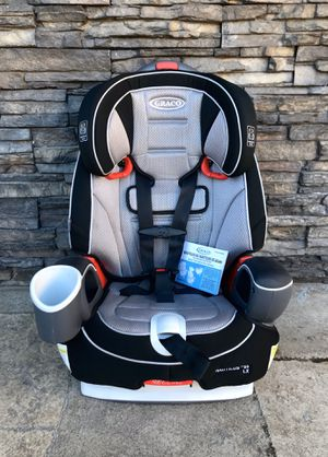PRACTICALLY NEW GRACO NAUTILUS LX 3 in 1 CAR SEAT for Sale in Rialto, CA