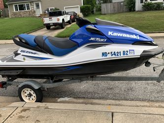 07 Kawasaki ultra for Sale in Linthicum Heights,  MD