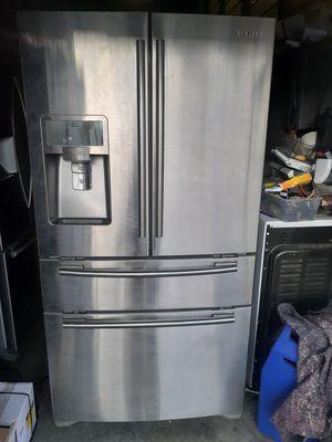 Samsung 4 door refrigerator for Sale in Virginia Beach, VA