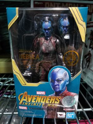 S. H. Figuarts Avengers Infinity War - Nebula for Sale in Upland, CA