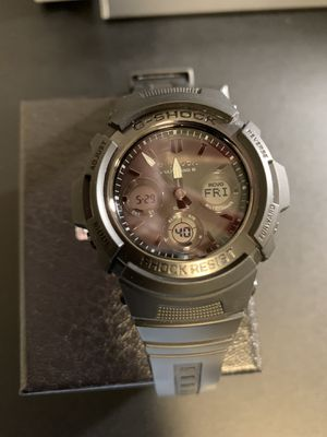 G-Shock AWG-M100SBB (like new) for Sale in Sacramento, CA