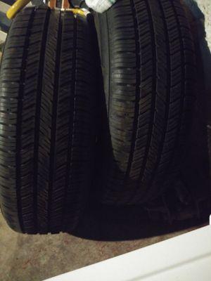 215 75 R14 Hankook 2 tires for Sale in Clarksburg, WV