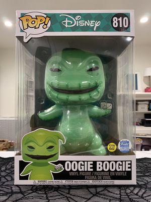 Funko Shop Exclusive 10 Inch GITD Oogie Boogie for Sale in Los Angeles, CA