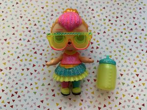 LOL Surprise Dolls Glam Glitter Series: Neon Q.T. for Sale in Los Angeles, CA
