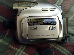 JVC camcorder for Sale in Humble, TX