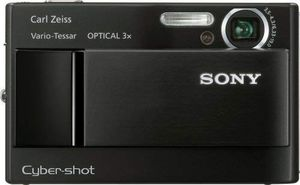 Sony Cybershot DSC-T10 7.2MP Digital Camera with 3x Optical Steady Shot Zoom for Sale in Union City, CA