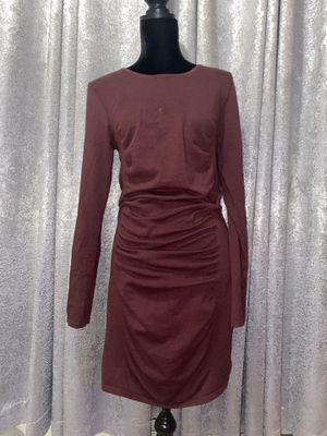 Maroon Express Dress for Sale in Scarsdale, NY