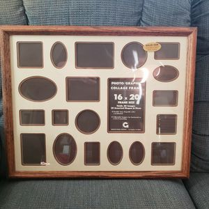 Photo/Graphic Collage Frame for Sale in Sacramento, CA