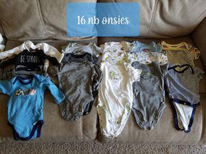 Newborn Baby Boy Clothes for Sale in San Diego, CA