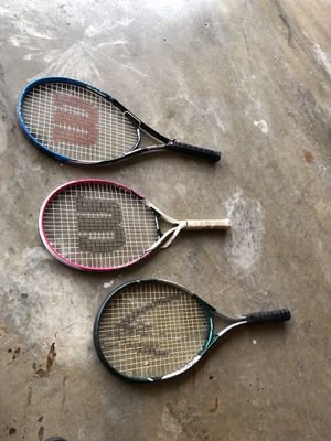 Tennis Rackets for Sale in Moreno Valley, CA