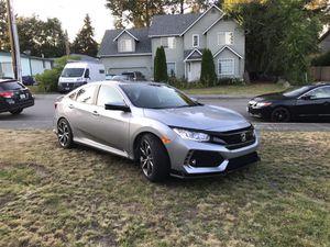 2017 Honda Civic SI low miles for Sale in Mukilteo, WA
