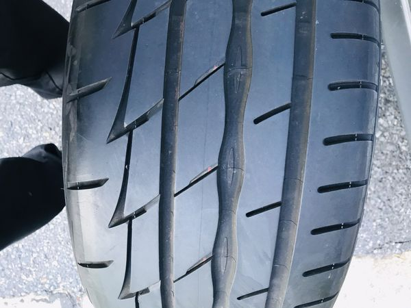 Two New Firestone Tires