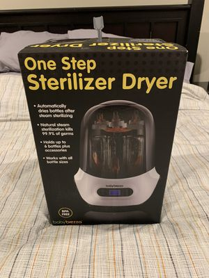 One Step Bottle Sterilizer Dryer for Sale in Puyallup, WA
