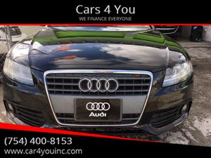 2010 Audi A4 for Sale in Hollywood, FL