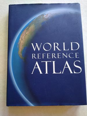 World Reference Atlas for Sale in Romeoville, IL