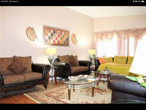 Living room furniture set for Sale in Waterbury, CT
