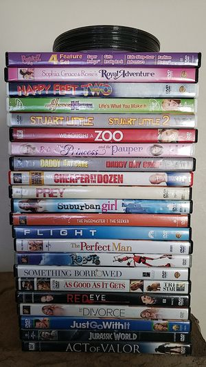 DVD Movies for Sale in Thonotosassa, FL