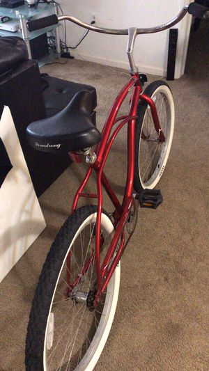 Nice candy red bike for Sale in New Orleans, LA