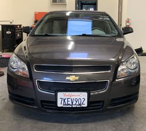 Chevy Chevrolet malibu 2011 clean title low mileage for Sale in Upland, CA