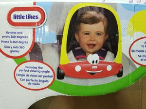 Back seat mirror espejo para poder ver atu bebe cuando bas manejando for Sale in Haymarket, VA