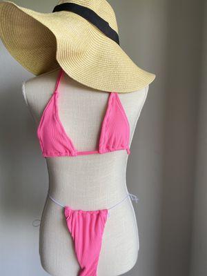 SafeyaRose Hot Pink T-kini (t-shirt bikini) for Sale in San Antonio, TX
