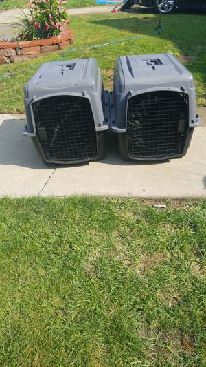 Portable Crate for Puppy/Dog for Sale in Detroit, MI