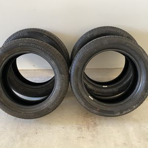 225/55/18 Tires(Set of 4) for Sale in Round Rock, TX