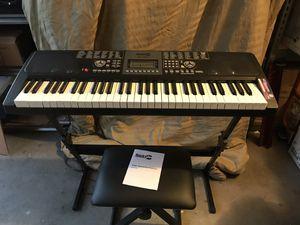 RockJam 61 Key electronic Keyboard. for Sale in Orange, CA
