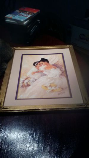 Mother & daughter picture for Sale in Montgomery Village, MD