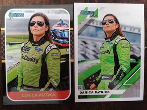 Donica patric 2020 donruss 2 card lot for Sale in GA, US