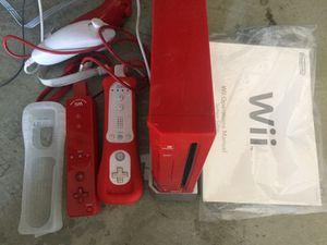 Wii like new hardly used, with extra controller for Sale in Santa Monica, CA