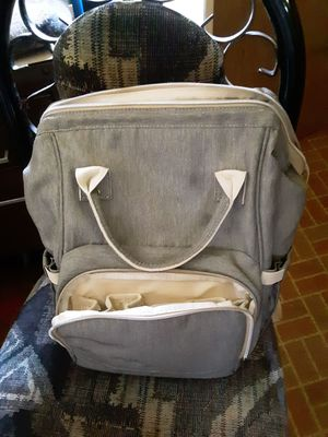 Backpack diaper bag for Sale in Columbus, OH