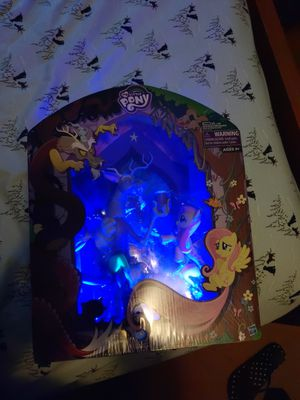 (Unopened) -San Diego Comic Con Edition- My Little Pony collectible statue for Sale in Riverside, CA