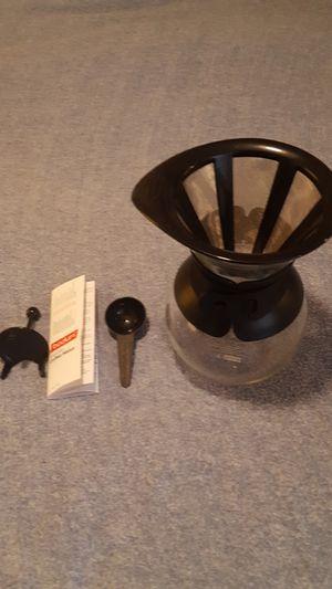 Bodum Pour Over Coffee Maker for Sale in Virginia Beach, VA