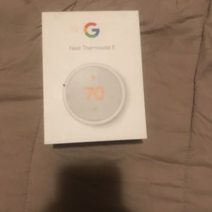 Google Best Thermostat E for Sale in Fresno, CA