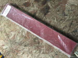40 grit file board paper self stick fits Air Locker for Sale in Cary, NC