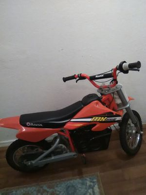 Kid's motorcycle MX500 for Sale in Phoenix, AZ